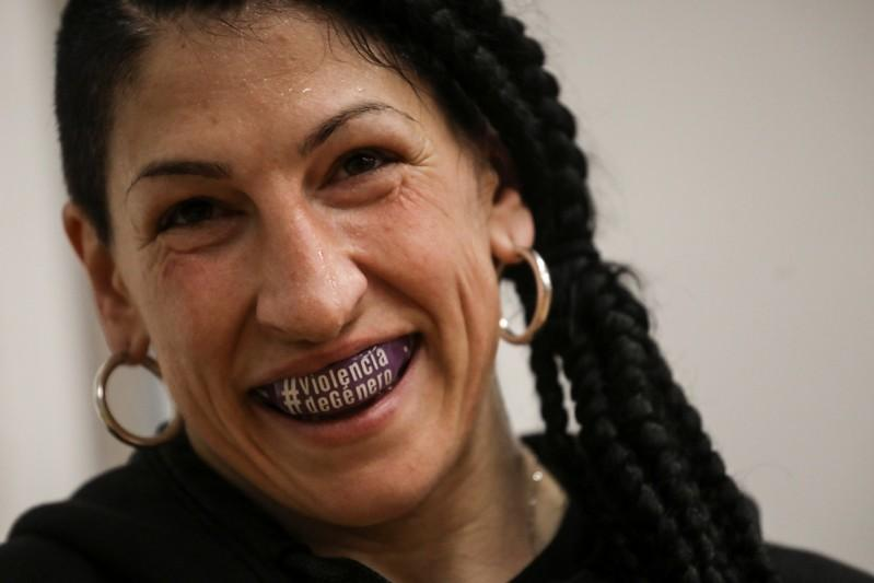 'No regrets,' says Spanish boxer-politician fighting gender violence