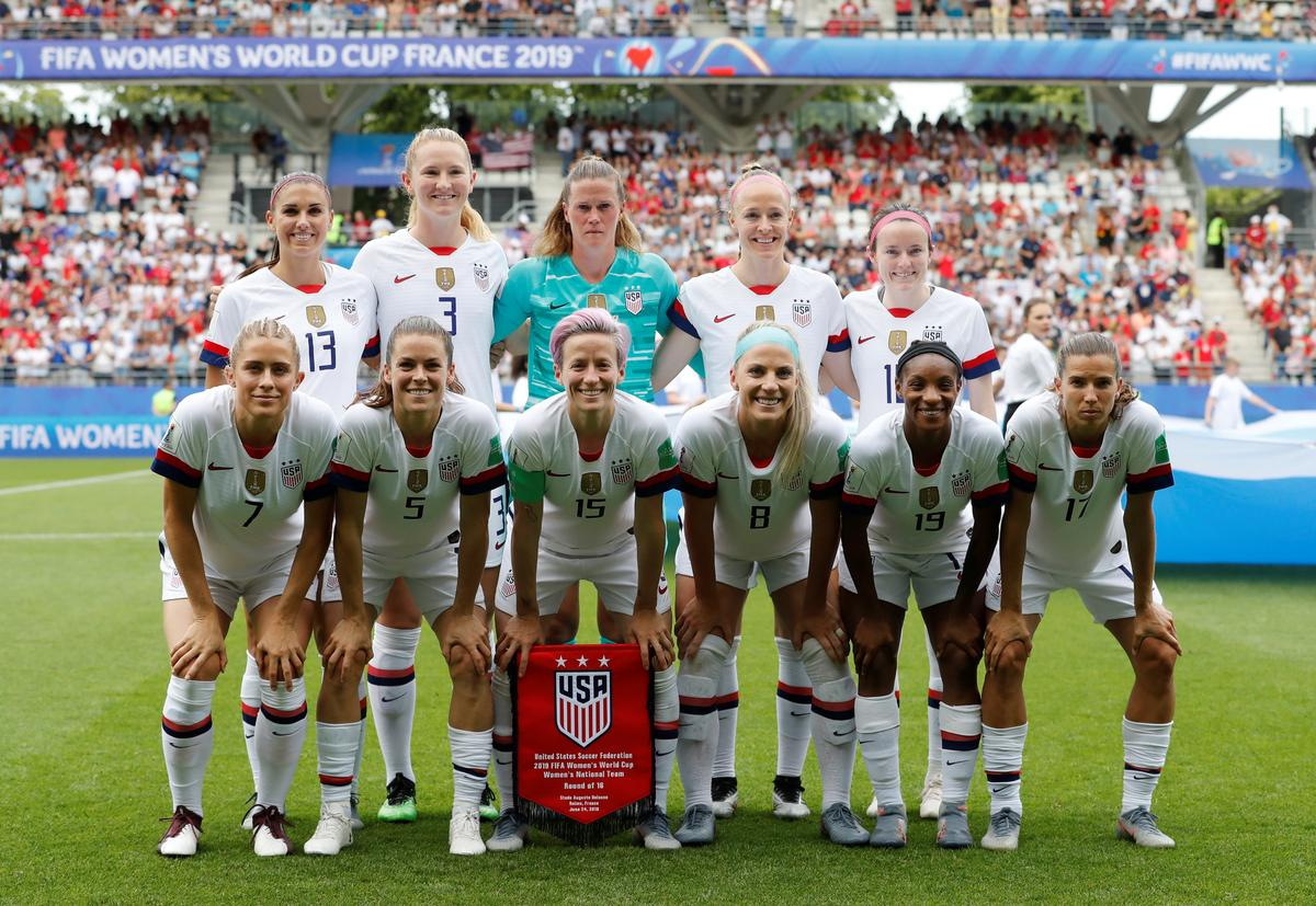 France-U.S. showdown in Paris cauldron keeps women's World Cup burning