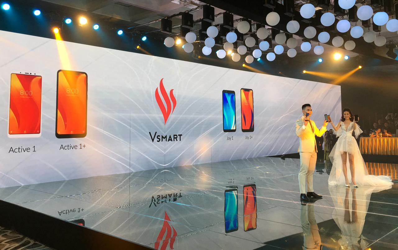 Vietnam's Vingroup in deal with Fujitsu unit, Qualcomm to