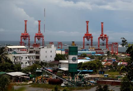 U.S. urges Cambodia to probe China-owned economic zone on tariff dodging