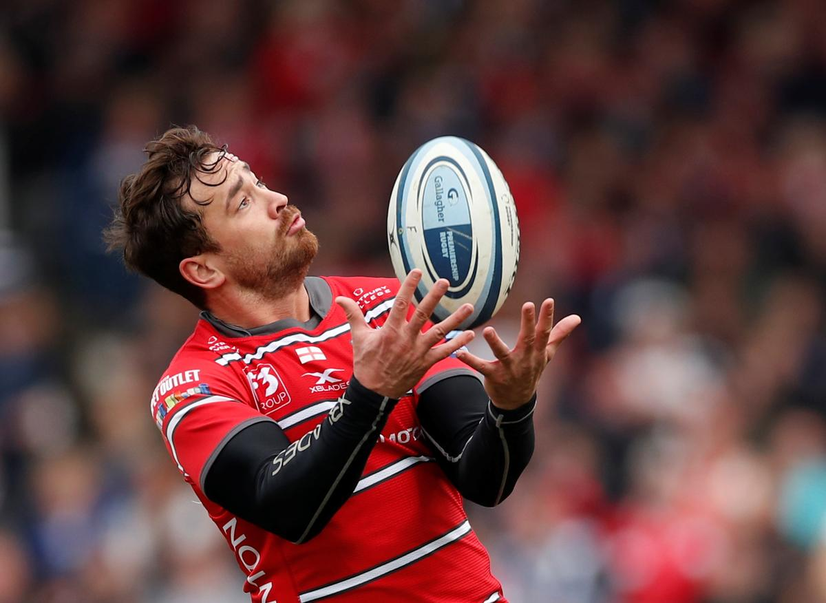 Cipriani included in England World Cup training squad