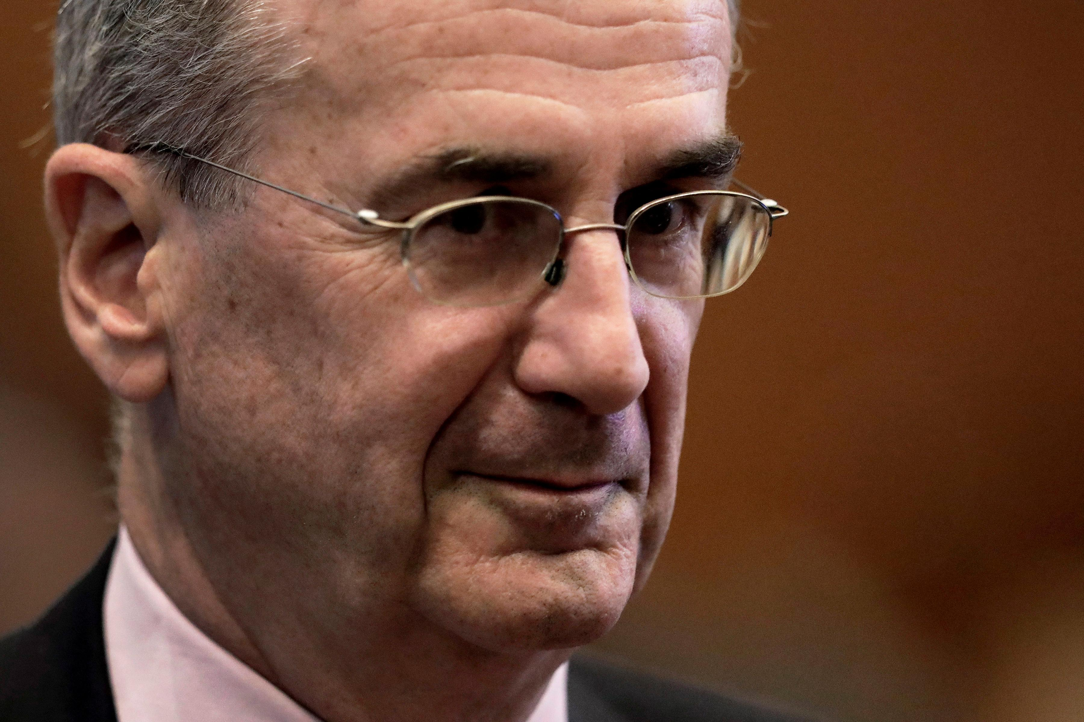ECB's active policy justified given low inflation, risks, Villeroy says