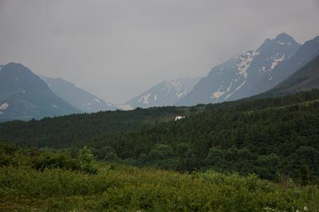 Alaska's heat wave fuels dangerous smoke, melts glaciers