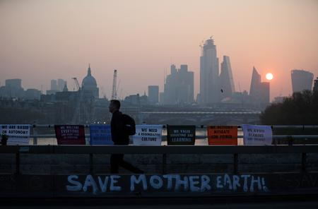 British companies, pension funds may have to report climate risks