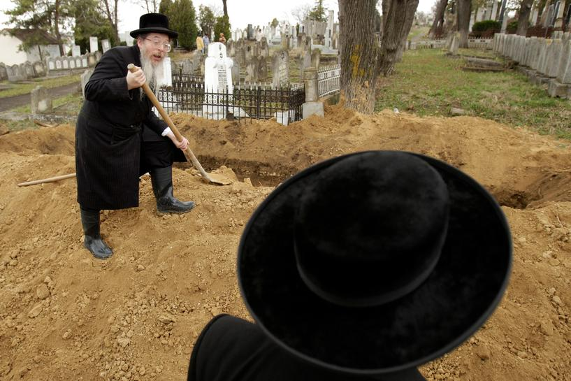 Romania finds 'many' more human remains near site of Jewish mass grave