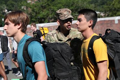New cadets welcomed to West Point