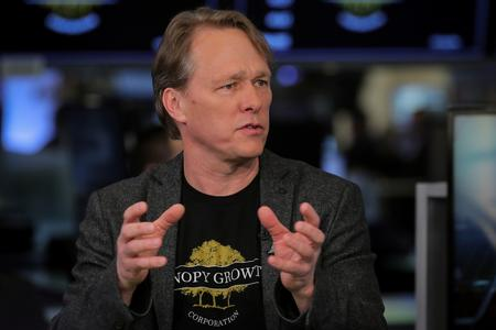Weed leader Canopy Growth ousts co-CEO Bruce Linton