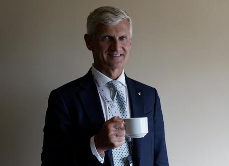 Illycaffe chairman says open to partnership to expand cafe network