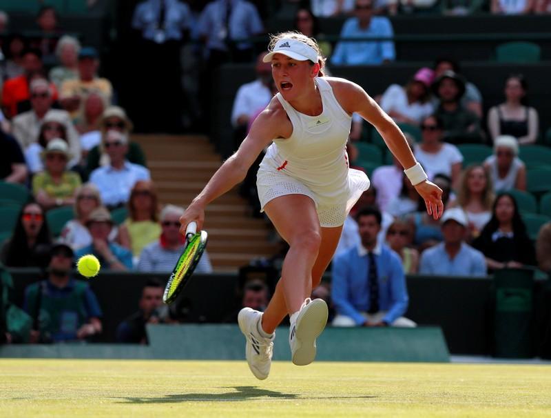 Serena survit au test du 4 juillet d'un étudiant slovène