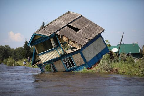 Fatal floods in Siberia