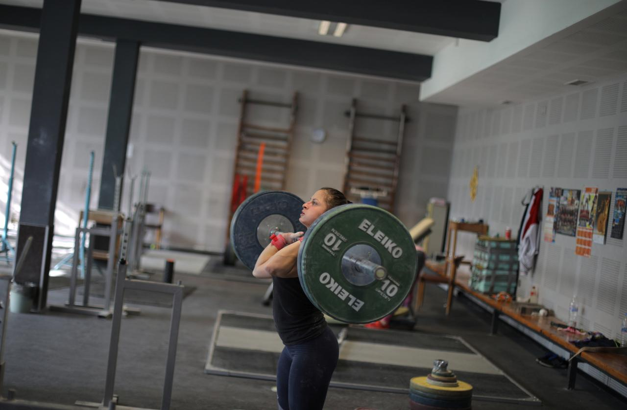 Image result for Weightlifting better at reducing heart fat than aerobic exercise
