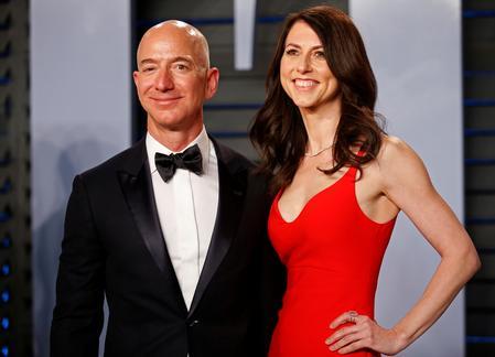 Amazon founder Bezos' divorce final with $38 billion settlement: report
