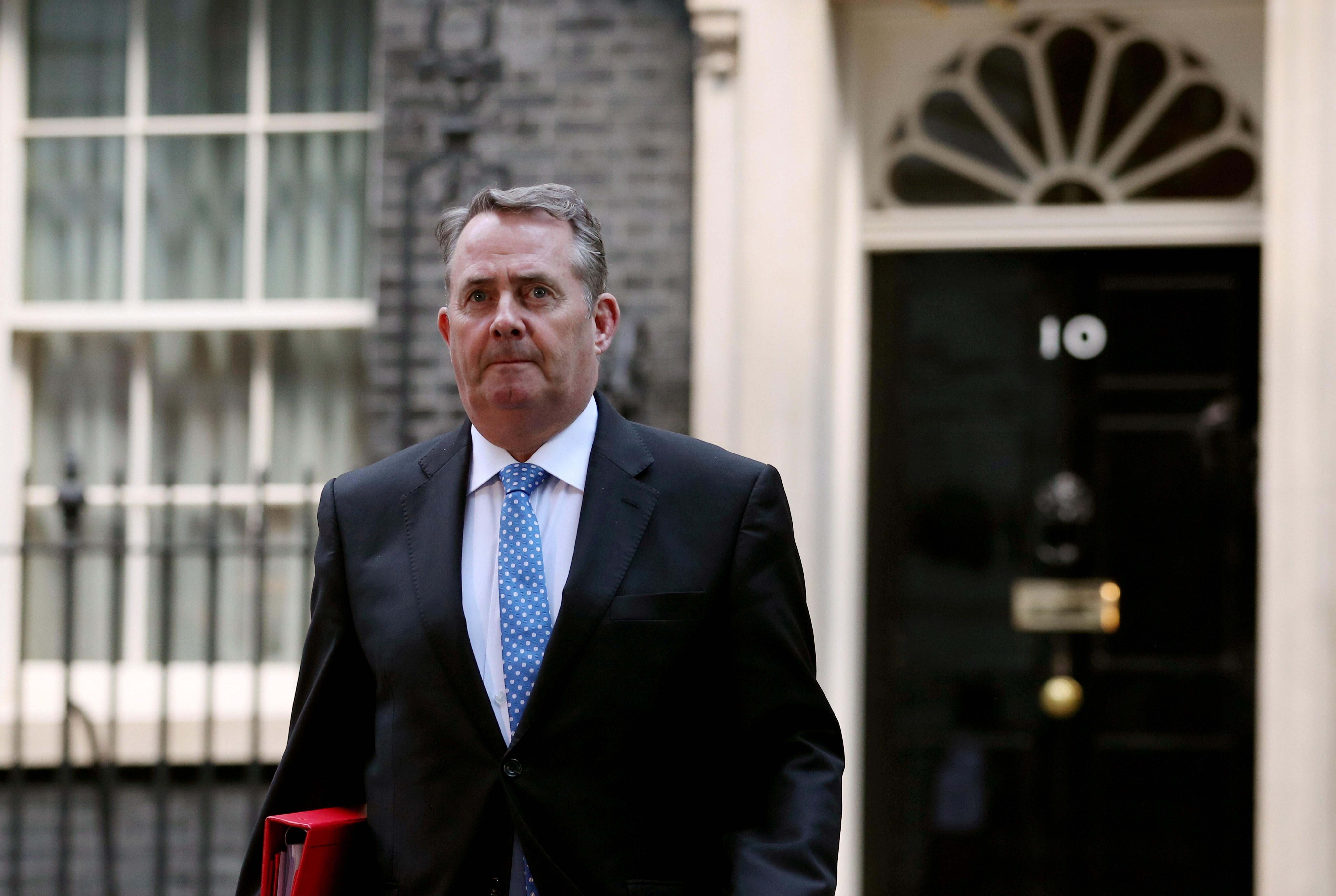 Le Royaume-Uni regrette la fuite de mémos appelant l'administration Trump «inepte»