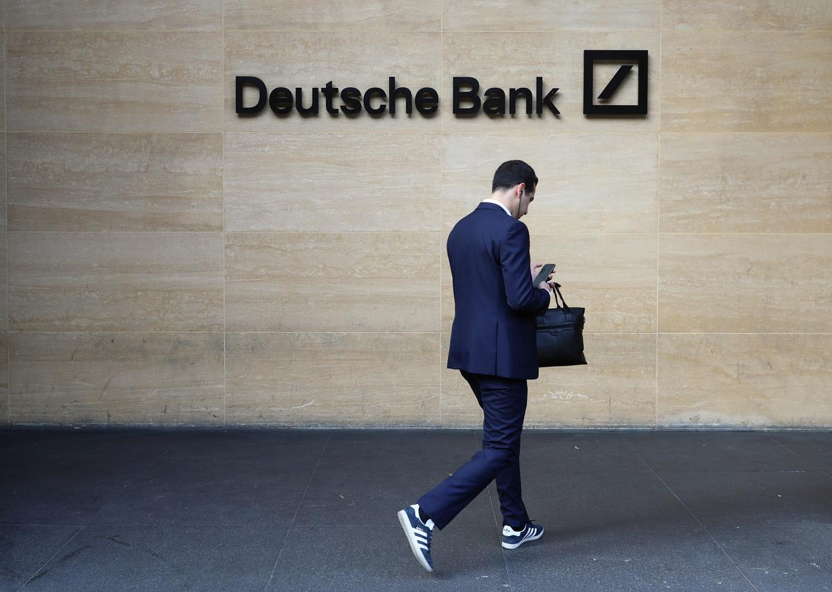 Deutsche Bank's aim to make profit in 2020 is uncertain: CFO