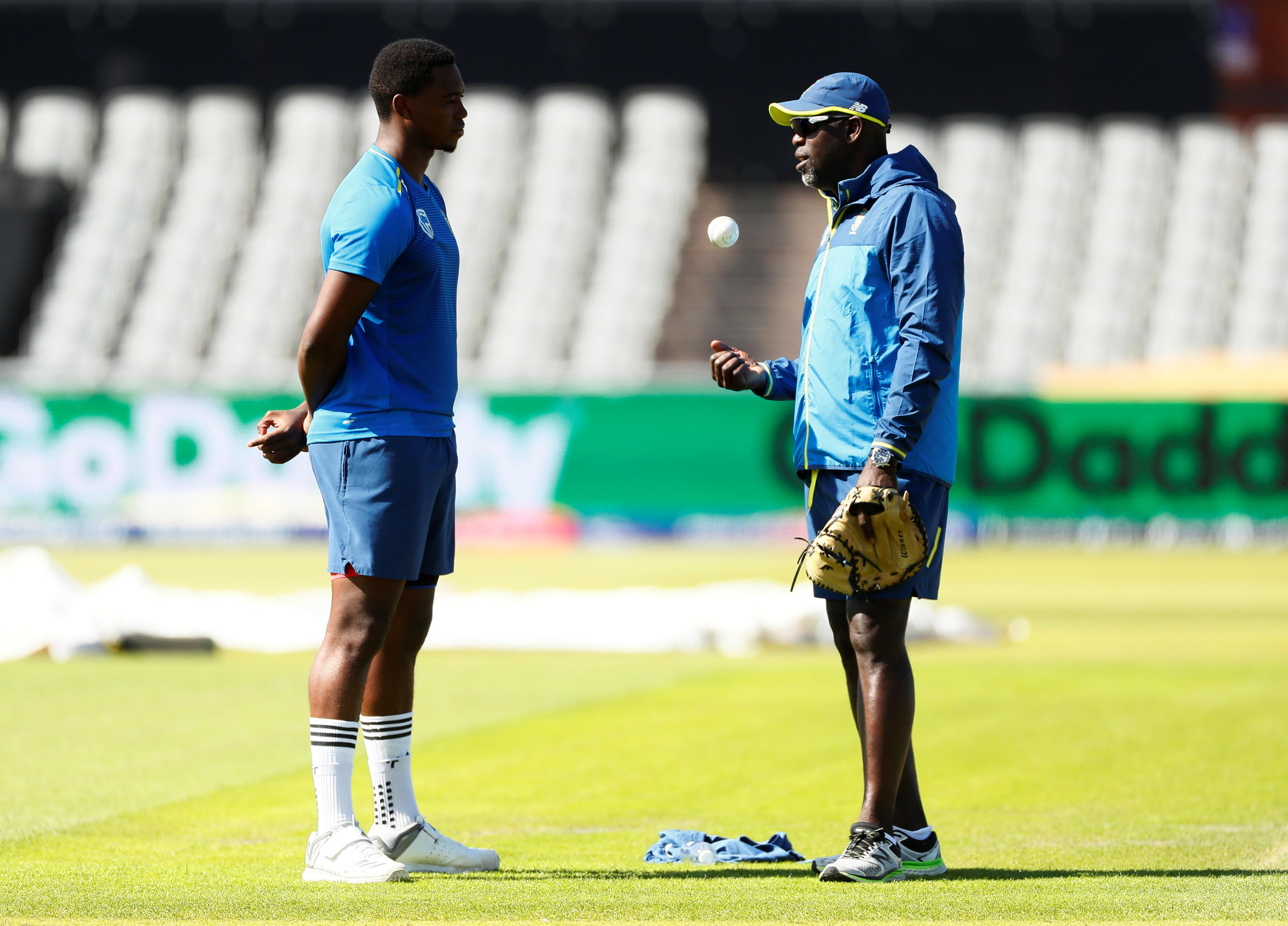 Gibson wants to complete unfinished business with South Africa