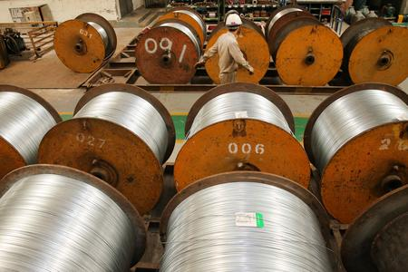 U.S. says its producers harmed by some structural steel imports