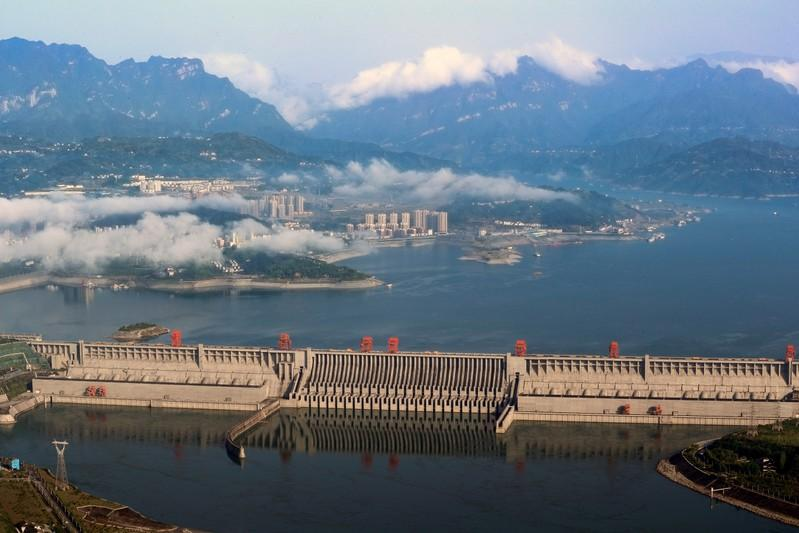 China's Three Gorges Dam Hits Highest Level Amid Heavy Floods and Torrential Rains