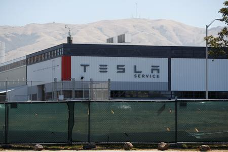 Tesla set to ramp up production at Fremont plant: Bloomberg