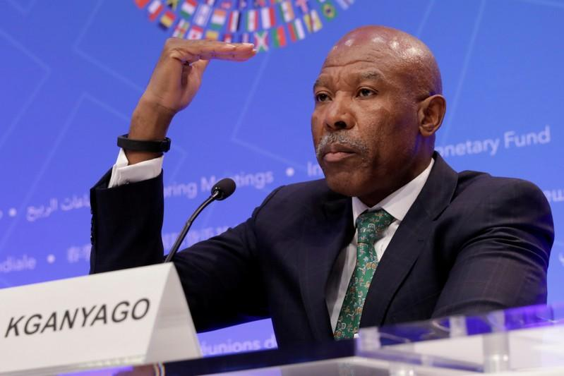 South Africa central bank governor re-appointed for another 5 years
