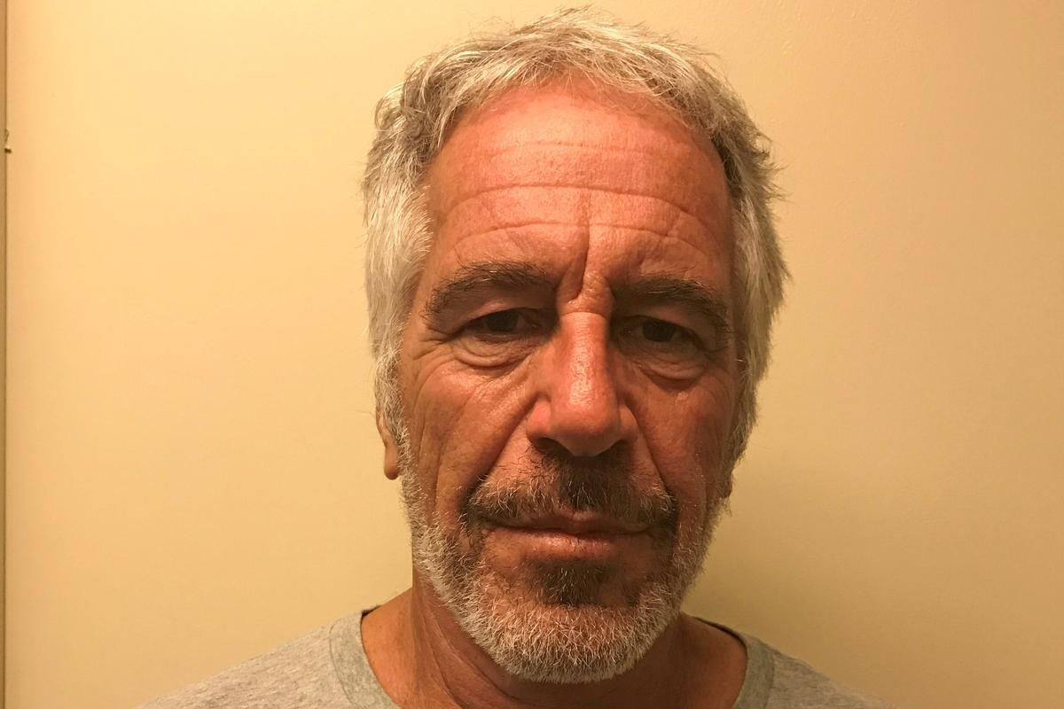 Financier Epstein goes from luxury life to confined jail