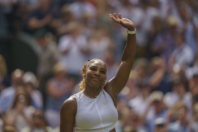 Serena reste calme et poursuit la recherche du numéro 24