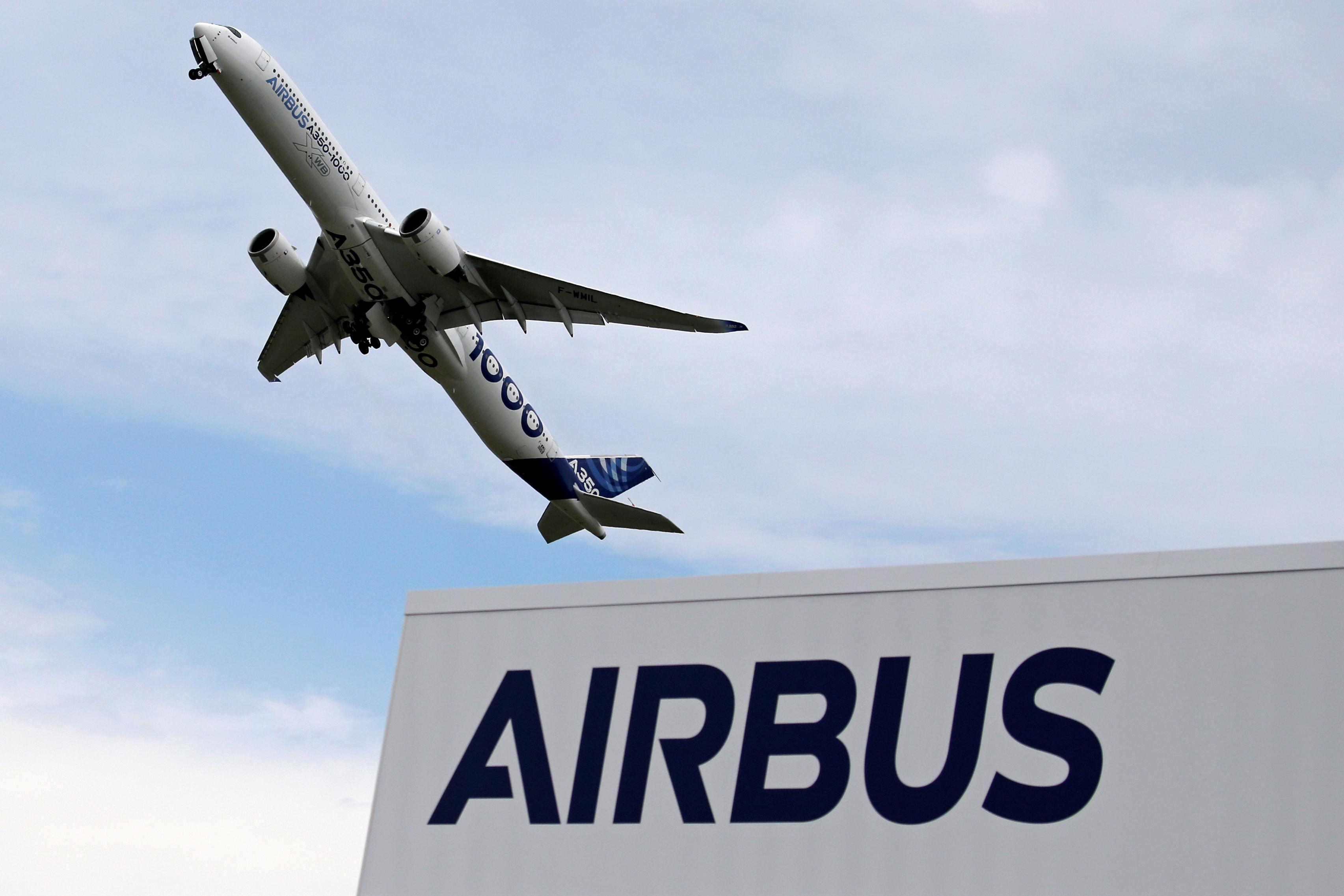 Airbus aims to sell more than 1,000 planes over 15 years in Latin America, Caribbean