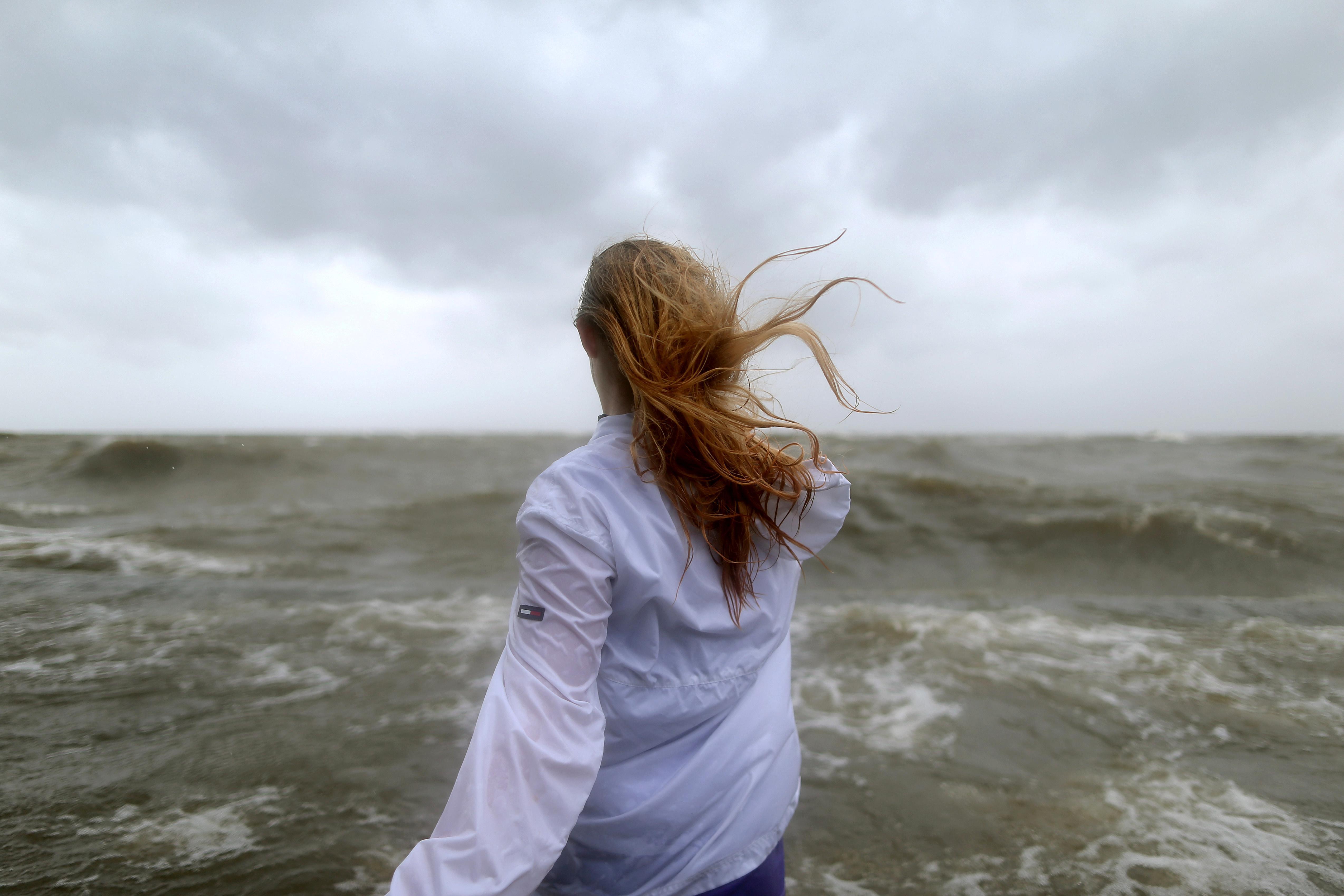 Barry assomme la Louisiane après avoir faibli face à la tempête tropicale