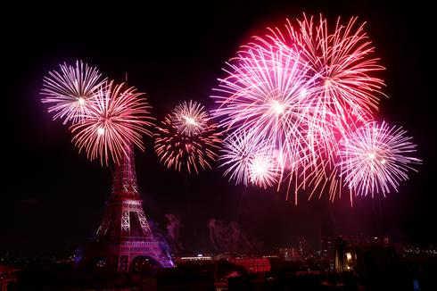 France marks Bastille Day