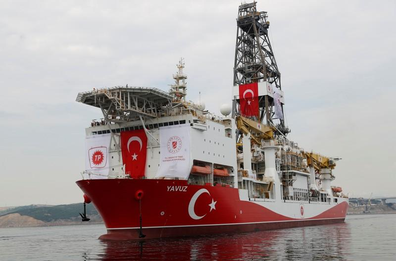 Germany, Austria say sanctions among options for Turkey's Cyprus drilling