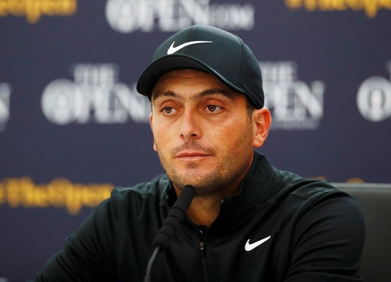 Molinari paired with Scott and DeChambeau for Open defense