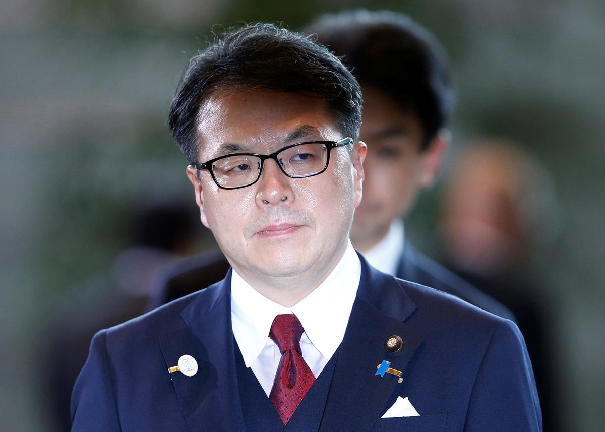 Japan trade minister blasts South Korea for 'mistaken' explanation after bilateral meeting