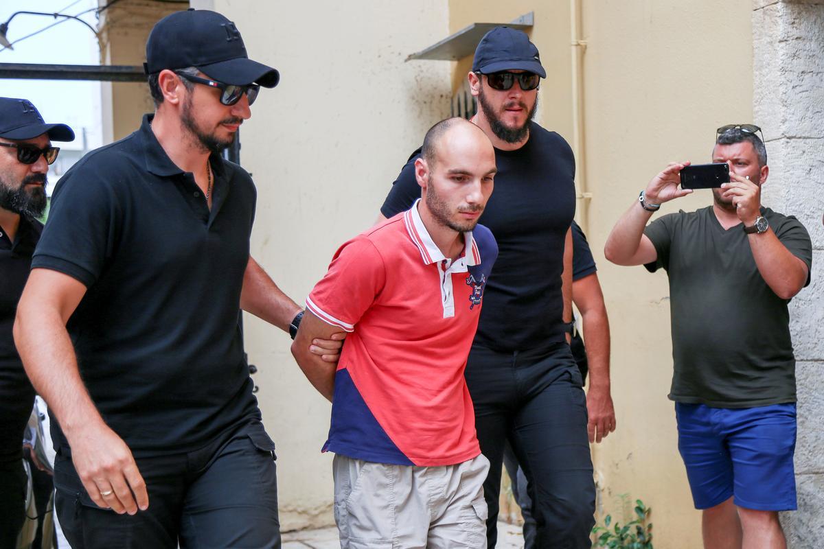 Greek man confesses to rape, murder of U.S. scientist, police say