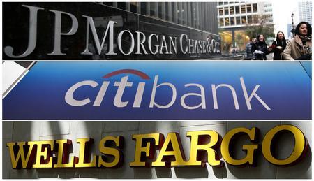 Big banks beat profit expectations but warning signs grow