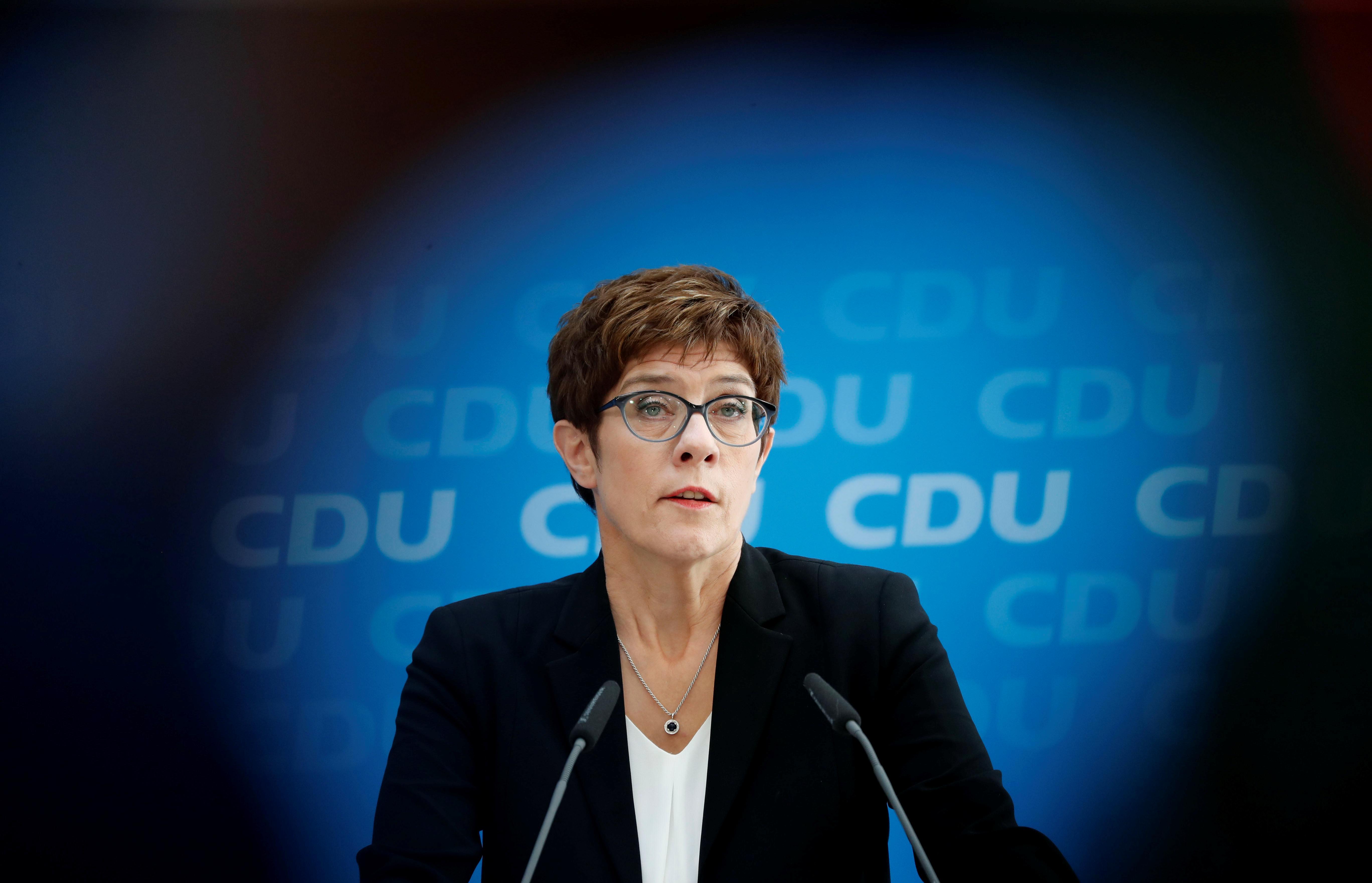 German Conservative boss to succeed von der Leyen as minister