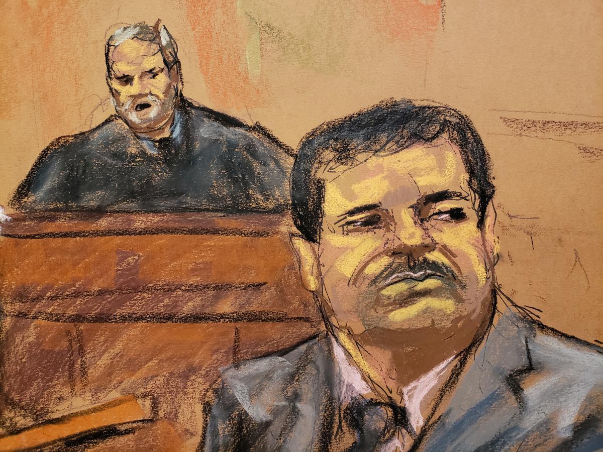 U.S. judge blasts drug lord El Chapo\'s \'overwhelming evil ...