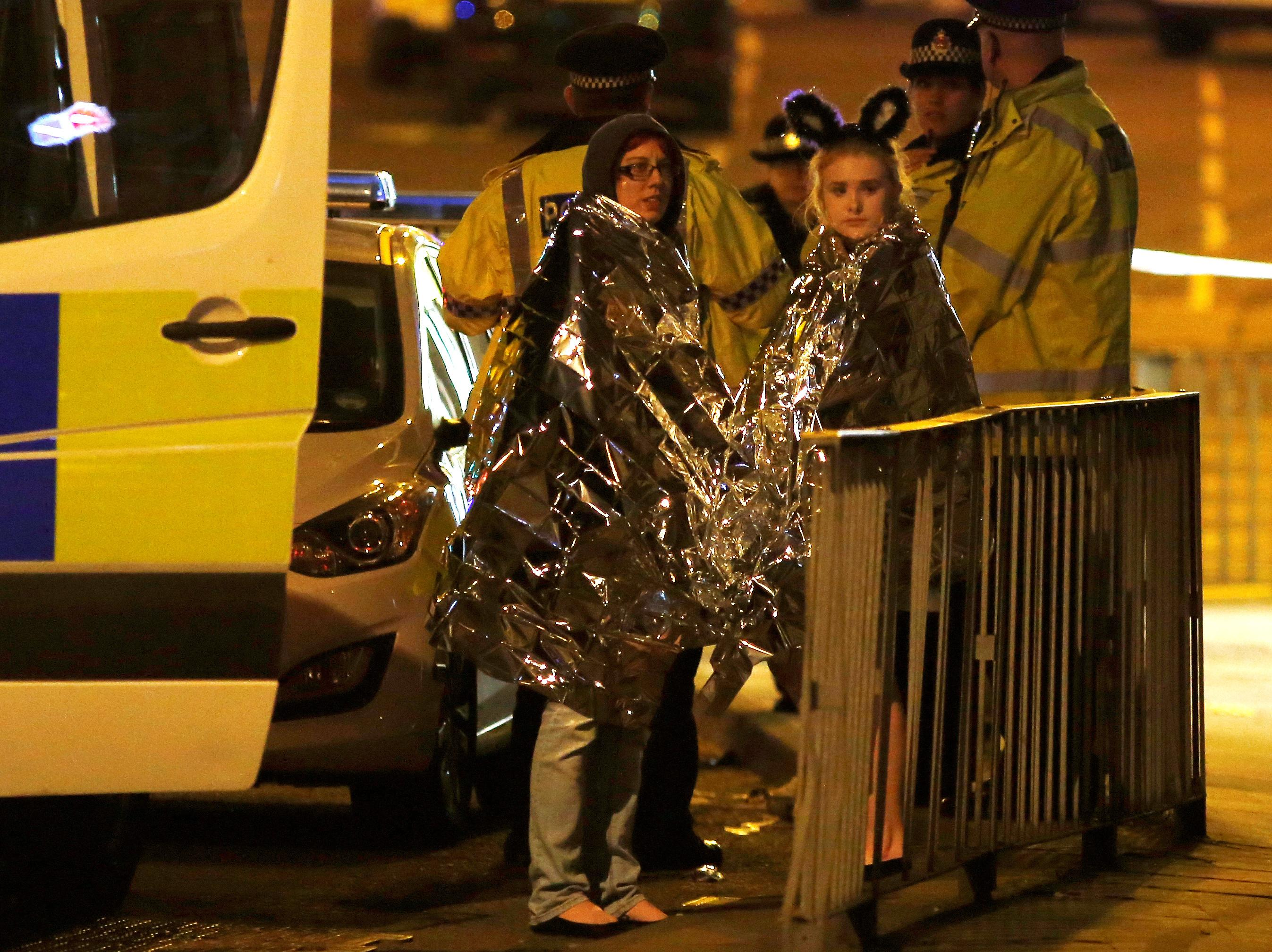 UK arrests Manchester bomber's brother after Libya extradition