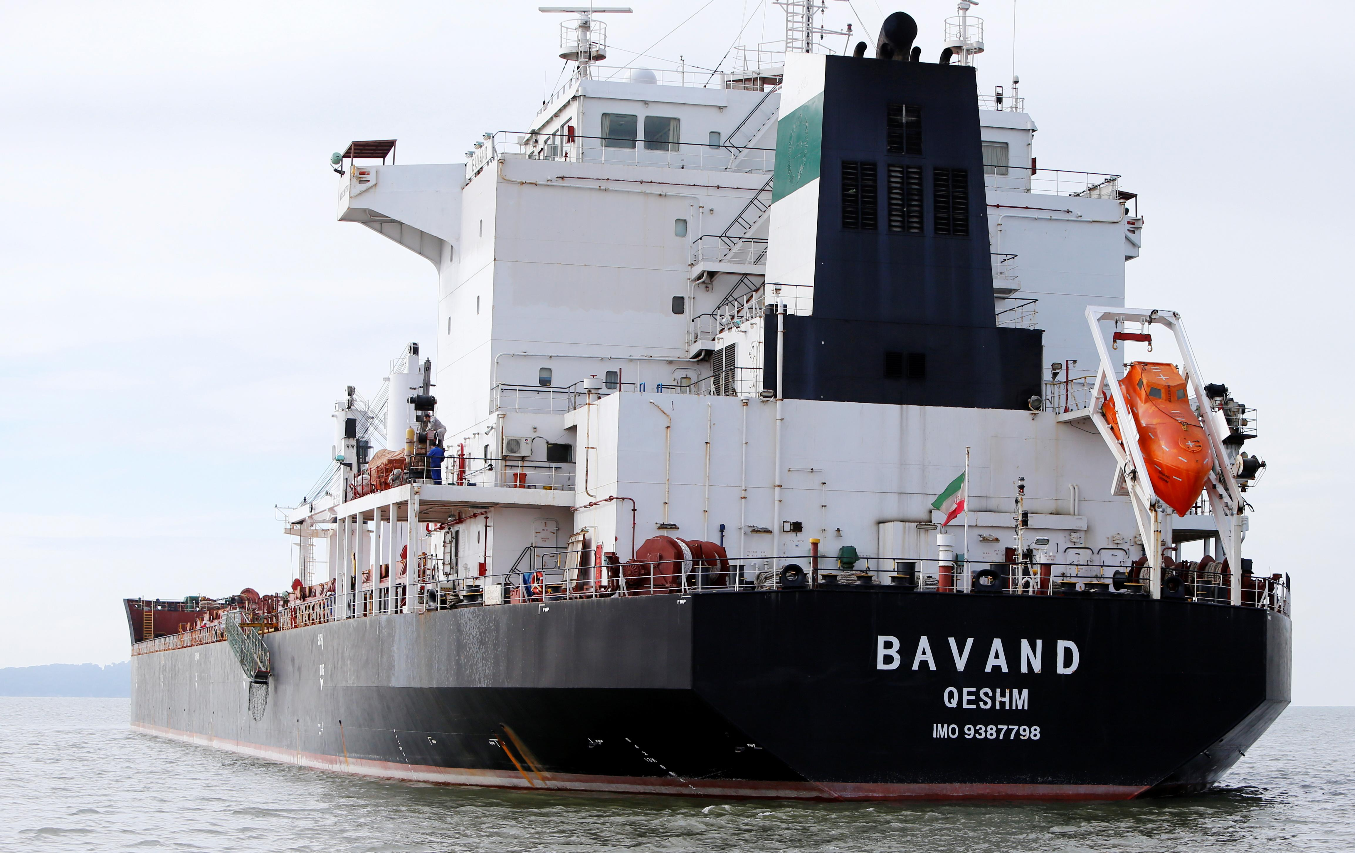 Iran grain ships stuck in Brazil without fuel due to U.S. sanctions