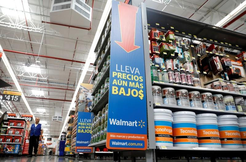 Mothers' Day surprise helps Walmart in Mexico to profit jump
