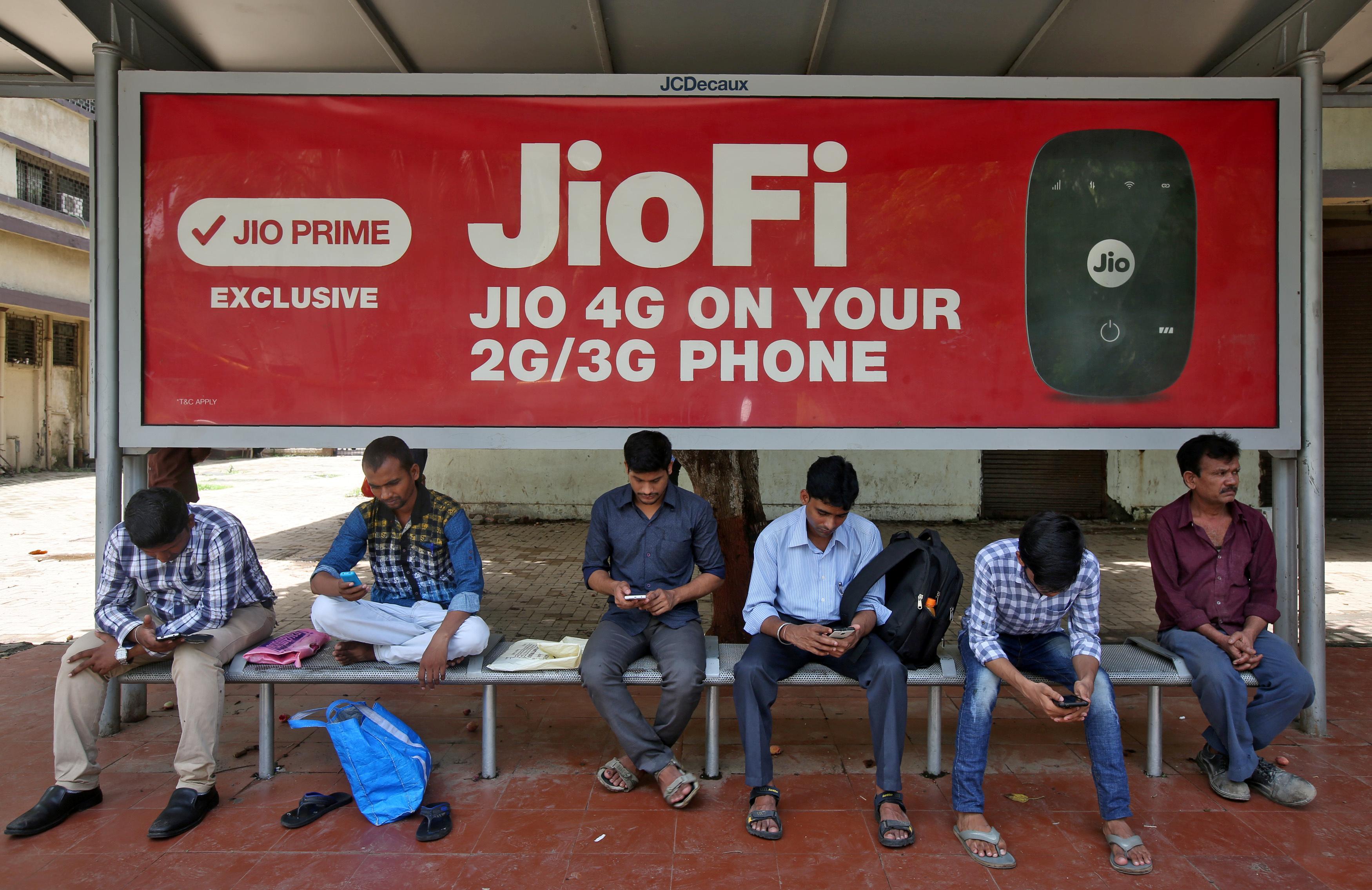Reliance Industries' profit rises as Jio, retail cushion refining hit