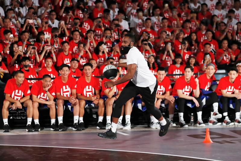 NBA notebook: Harden withdraws from FIBA World Cup