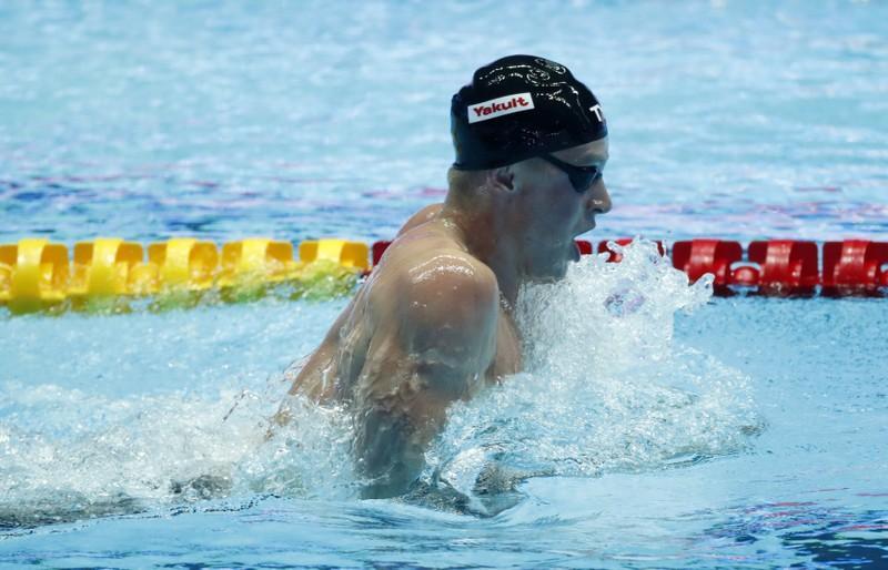 Swimming: Peaty swims under 57secs to smash breaststroke WR
