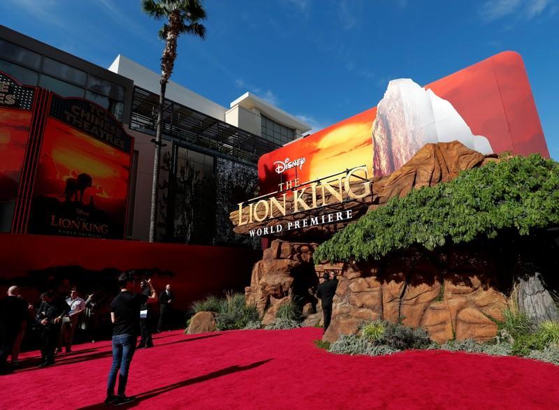 El Rey León manda en la taquilla norteamericana con 185 millones de dolares en su debut