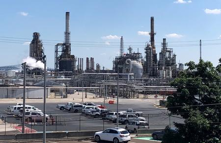Fire forces Philadelphia Energy Solutions to file for bankruptcy again