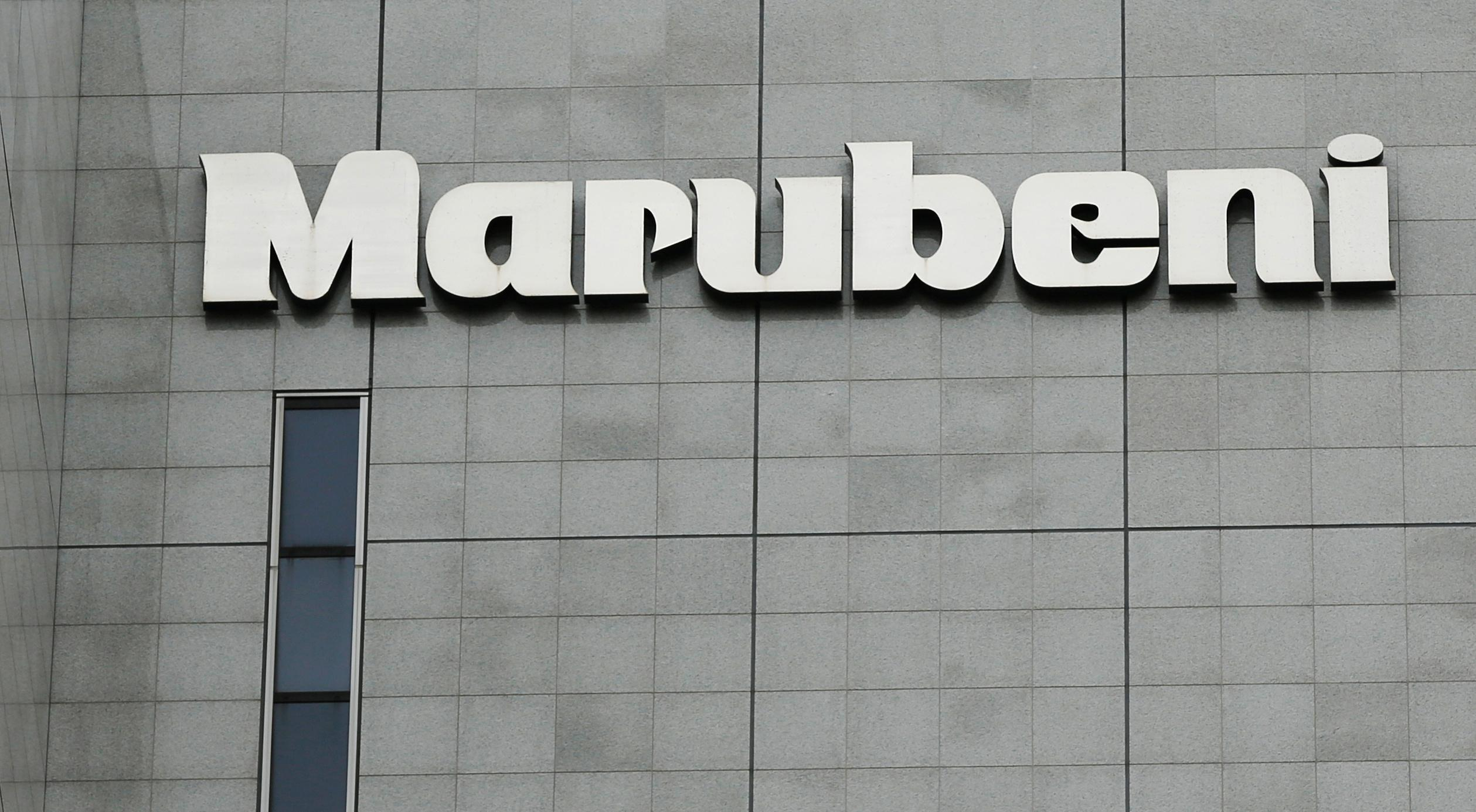 Japan's Marubeni backs blockchain crowd-sourcing platform for...