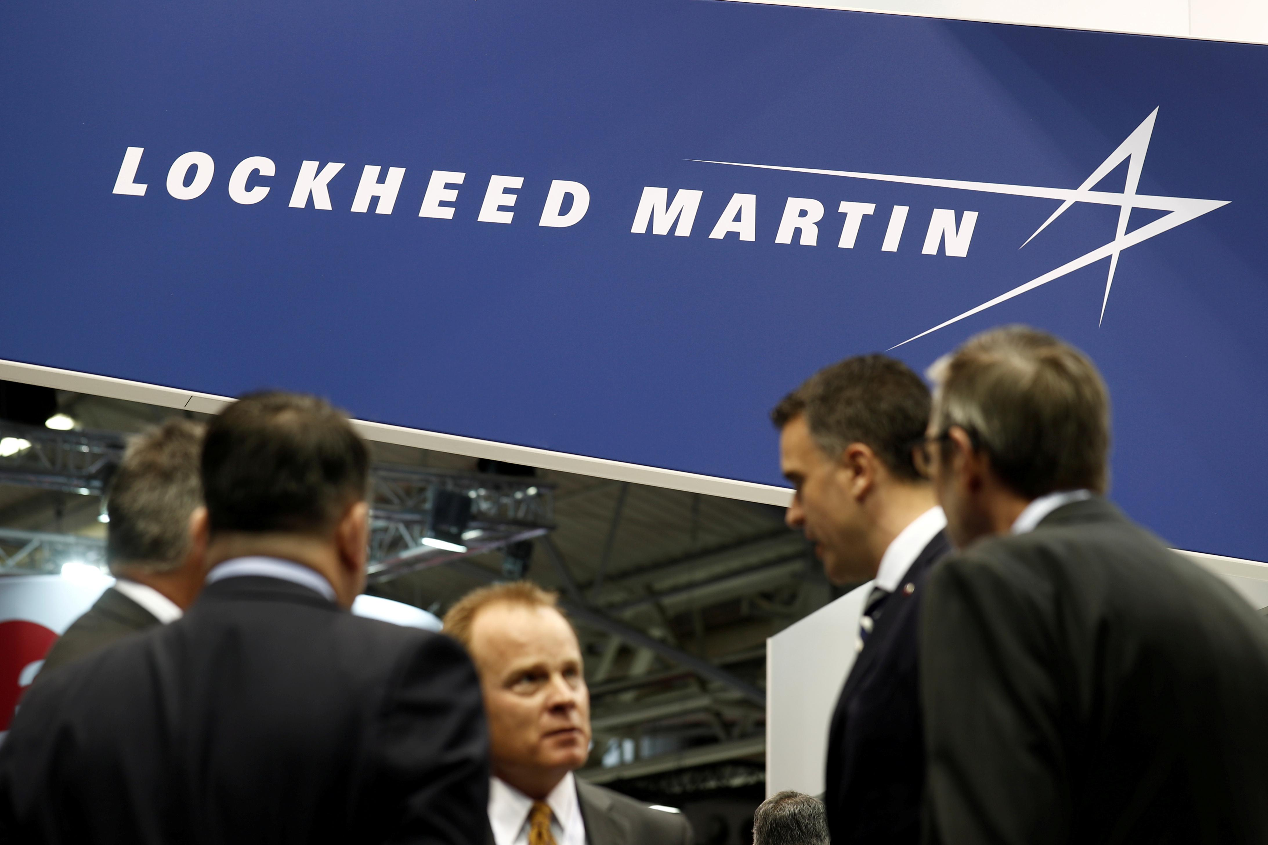 Lockheed Martin profit rises 22% on higher F-35 deliveries