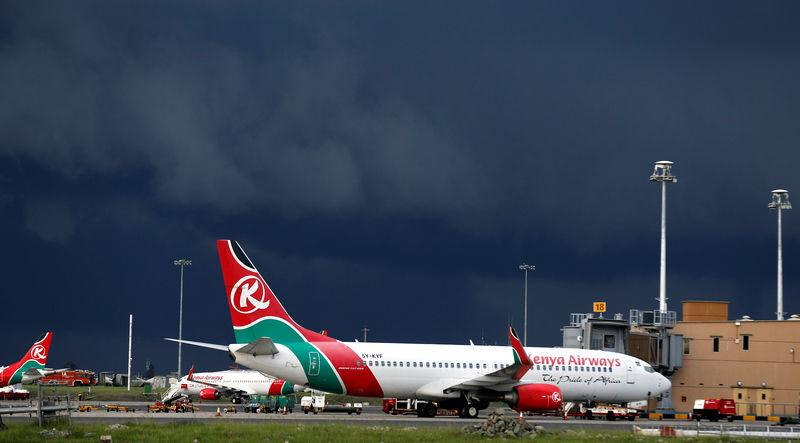 Lawmakers back plan to nationalise Kenya Airways