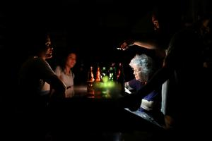 Widespread blackout hits Venezuela