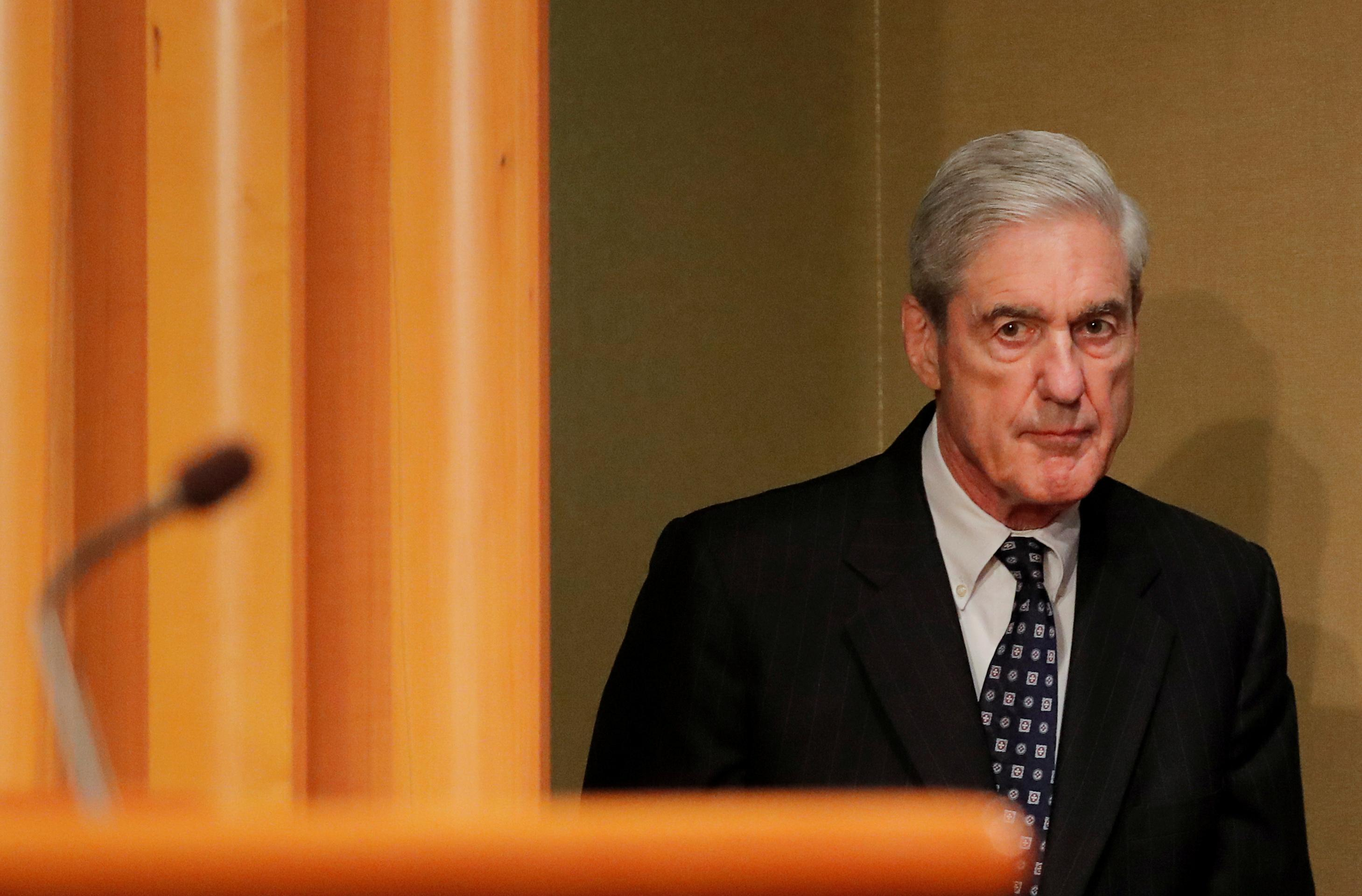 Ahead of House hearing, Republicans sharpen knives for Mueller