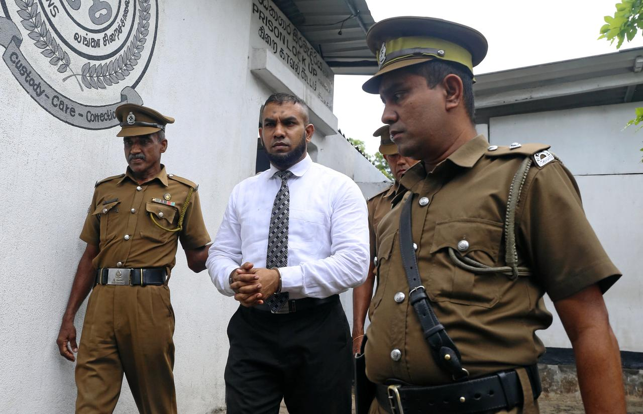 Sri Lanka Court Grants Bail For Doctor Accused Of Sterilizing