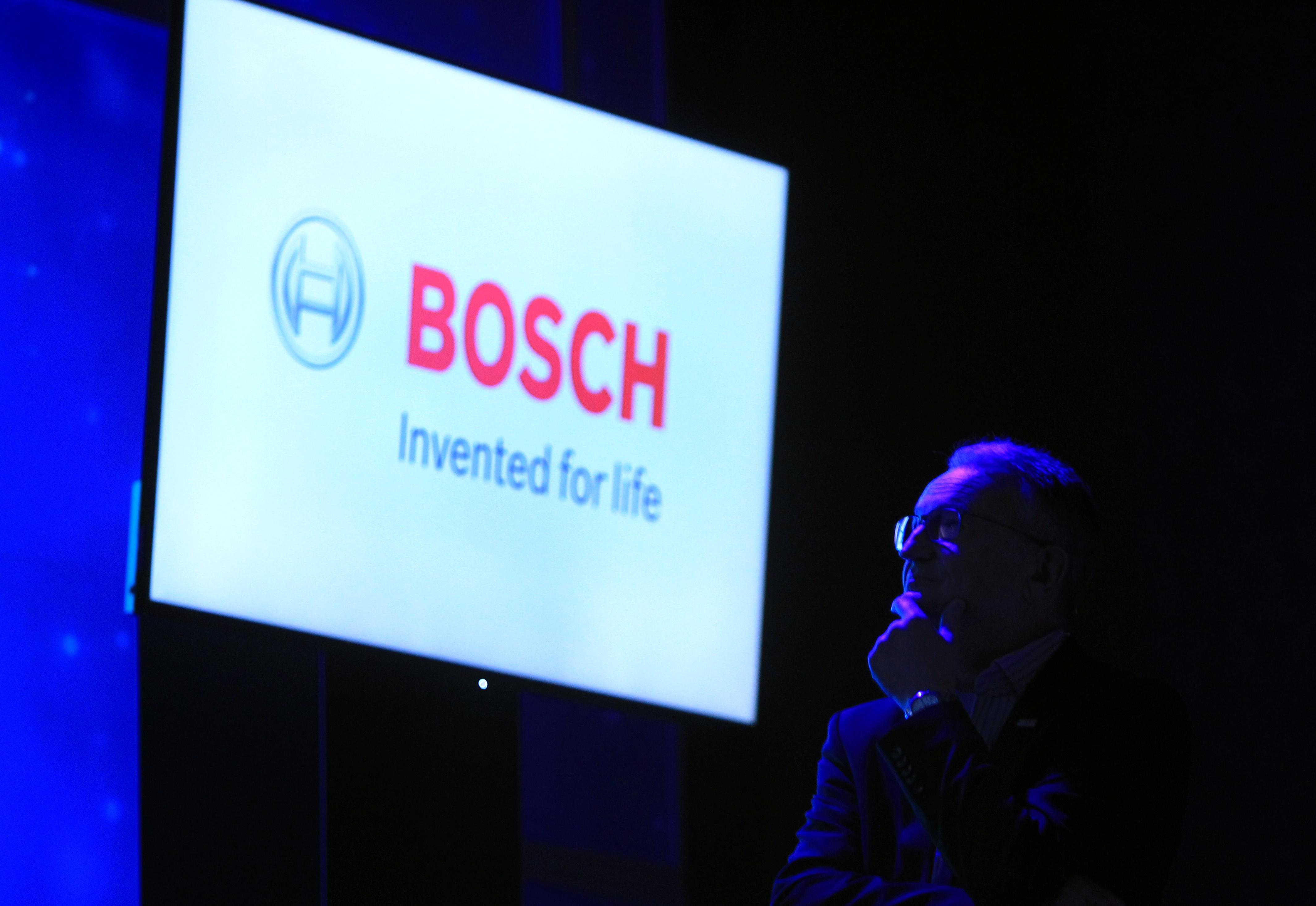 Bosch sees car production falling 5% in 2019: report